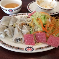 Photo taken at Pho Mi 99 by Livia F. on 3/11/2014