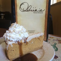 Photo taken at Olivia's Mexican Restaurant by Olivia's Mexican Restaurant on 9/21/2014