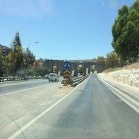 Photo taken at 11855-Yeşildere Üst Geçit 2-(Durak) by Alişan Ö. on 5/23/2014