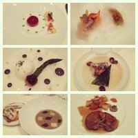Photo taken at Restaurant Guy Savoy by Adrianna on 7/28/2013