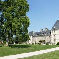 Photo taken at Domaine des Ormes by Domaine des Ormes on 5/7/2014