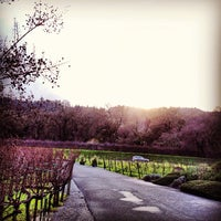 Photo taken at Duckhorn Vineyards by Kouros M. on 12/23/2012