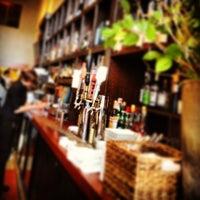 Photo taken at Wood Tavern by Kouros M. on 12/21/2012