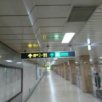 Photo taken at Subway Sapporo Station (N06/H07) by 阿井 上. on 11/23/2015