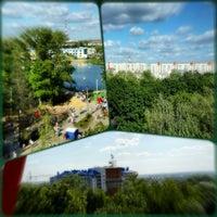 Photo taken at ПКиО им. Гайдара by Евгений М. on 7/13/2014
