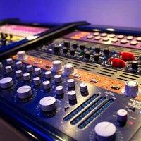 Photo taken at Color Sound Studio by Color Sound Studio on 5/7/2014