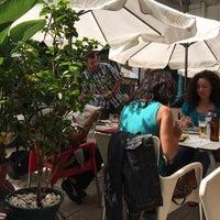 Photo taken at Café D'Gina by Dmitry C. on 9/8/2014