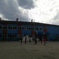 Photo taken at Karpuzlu Ulukonak Ortaokulu by Sedat K. on 10/24/2014