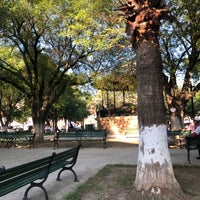 Photo taken at Plaza De Armas by Luis V. on 5/17/2018