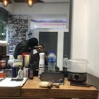 Foto tomada en The Barber's Spa México (Condesa) por Luis V. el 10/11/2017