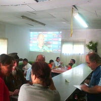 Photo taken at São Bartolomeu by Leandro M. on 5/11/2014