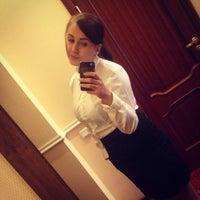 Снимок сделан в Арт-Отель Радищев пользователем Lina P. 4/15/2015