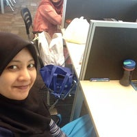 Photo taken at The Learning Resource Centre (LRC) by Siti Nurul Atikah on 5/15/2014