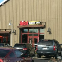 Photo taken at The Habit Burger Grill by Lahni d. on 1/3/2013