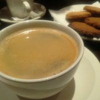Photo taken at La Covacha Barra de Café by Omarsito A. on 4/30/2014