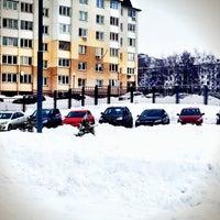 Photo taken at Детская Школа Искусств by Dima G. on 1/24/2013