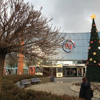 Photo taken at Centro Nitra by Slavomír S. on 12/28/2012