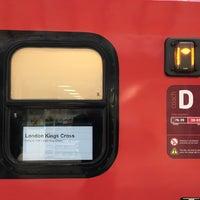 Photo taken at Newcastle (NCL) to London Kings Cross (KGX) Train by Slavomír S. on 1/17/2016