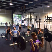Photo taken at CrossFit Roux by CrossFit Roux on 5/7/2014
