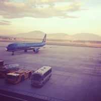 Photo taken at Da Nang International Airport (DAD) by Uliana P. on 6/19/2013