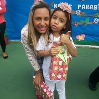Photo taken at Escola Educacional PUER by Rafaella S. on 5/10/2014