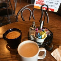 Photo taken at Coffee Company Cafe by Dawn M. on 11/4/2017