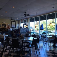 Photo taken at Charlotte Cafe by Dawn M. on 10/22/2016