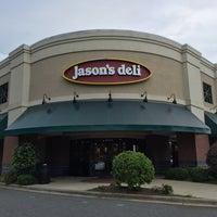 Photo taken at Jason's Deli by Dawn M. on 7/16/2016