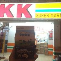 Photo taken at KK Mart Alam Avenue by Syarfa F. on 4/6/2016