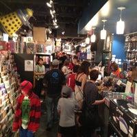 Photo taken at Silver Snail Comics by M W. on 5/4/2013