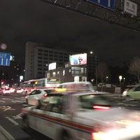 Photo taken at 荒町交差点 by だし on 2/22/2018