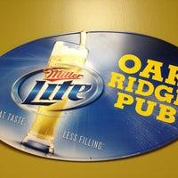 Photo taken at Oak Ridge Pub & Liquors by Sharon R. on 7/4/2013