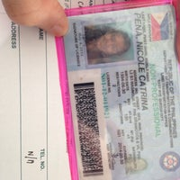 Photo taken at LTO Driver's License Renewal Center by Nicah S. on 6/9/2014