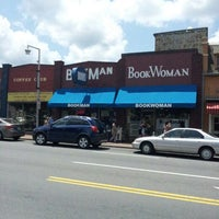 Photo taken at Bookman Rare & Used Books by Deman M. on 7/7/2013