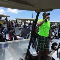 Photo taken at Bayou Golf Club by Ricky S. on 6/24/2015