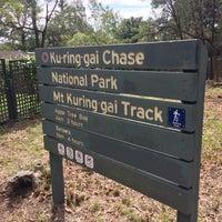 Photo taken at Mount Kuring-Gai by Pleagle T. on 3/25/2017