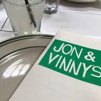 4/12/2018にCecilia B.がJon & Vinny'sで撮った写真