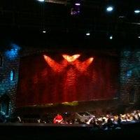 Photo taken at Teatro Aldama by Martin R. on 12/10/2012