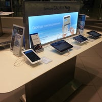 Photo taken at Samsung Brand Store by Samsung Brand Stores on 5/19/2014