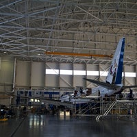 Photo taken at FL Technics, Aircraft Maintenance and Repair Organisation by FL Technics, Aircraft Maintenance and Repair Organisation on 5/9/2014