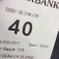 Photo taken at Halkbank by Tuğba M. on 9/14/2017