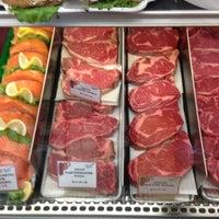 Photo taken at Mackenthuns Meats & Deli Inc by Triple Tapper on 11/17/2012