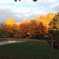 Photo taken at South Shore Park by J. W. B. on 10/6/2012