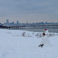Photo taken at South Shore Park by J. W. B. on 2/9/2013