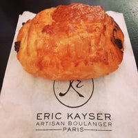 Photo taken at Eric Kayser by Claire S. on 6/8/2013