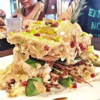Photo taken at Hash House a Go Go - Orlando by Tjay F. on 4/26/2013