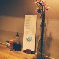 Photo taken at Koku Kitchen Ramen by Koku Kitchen Ramen on 6/13/2014