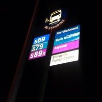 Photo taken at MTA Bus - Eltingville Transit Center by Luis G. on 10/12/2013