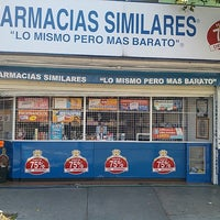 Photo taken at farmacias de similares by Bryan A. on 5/13/2014