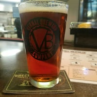 Photo taken at Vernal Brewing Company by Mikkel T. on 2/2/2018